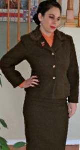 Lovely Vintage Forties Suit