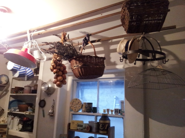 Kitchen Airer Display