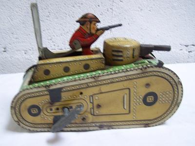 Tinplate Tank