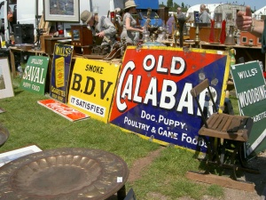 Enamel Advertising Signs