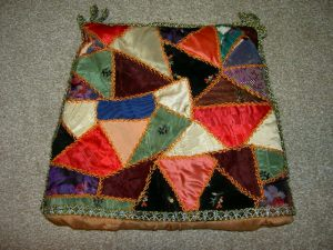 Crazy Patchwork Tea Cosy