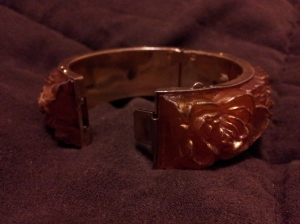 Flower Bangle Open