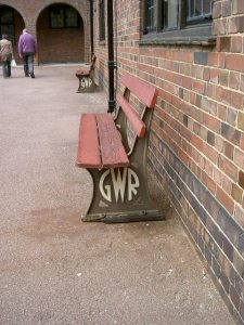GWR Benches