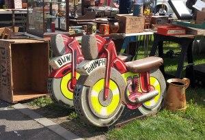 Fairground Bikes