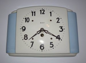 Fifties Kitchen Clock