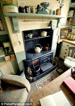 Authentic Kitchen