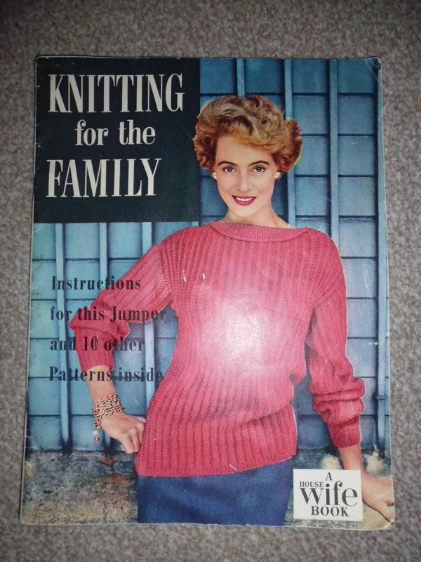 Vintage Knitting Magazine