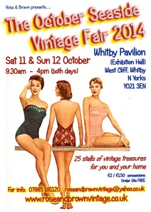 Whitby Vintage Fair