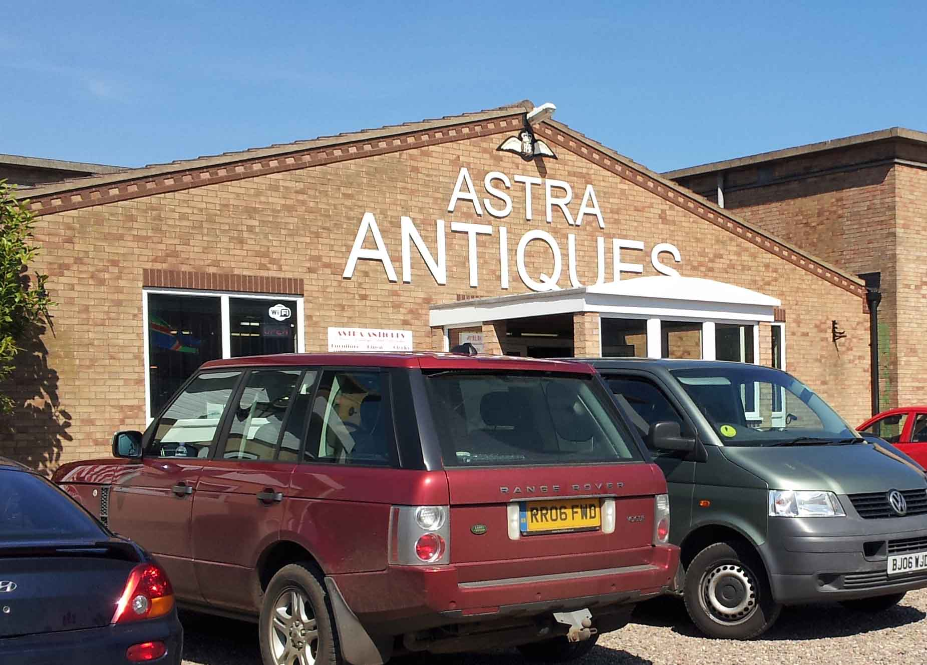 Astra Kelham Road Antiques Newark
