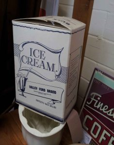 Ice cream Box