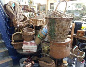 Basket Pile