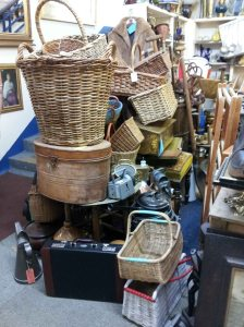 Pile of Baskets